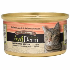 AvoDerm Wild By Nature Cat Food