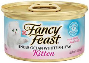 Purina Fancy Feast Kitten Wet Cat Food