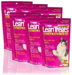 NutriSentials Lean Treats Nutritional Cat Treats