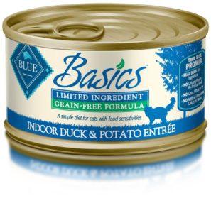 BLUE Basics Limited Ingredient Diet Grain Free Wet Cat Food