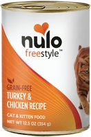 Nulo Freestyle Grain-Free Canned Cat Food Chicken