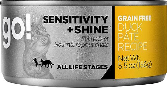 go! Sensitivity + Shine Duck Pate