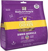 Stella & Chewy's Chick Chick Chicken Dinner Morsels