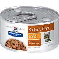 Hill'S Prescription Diet Kidney Care Chicken Canned Cat Food