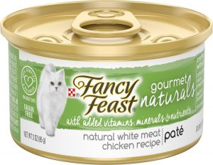 Fancy Feast Cat Food Review