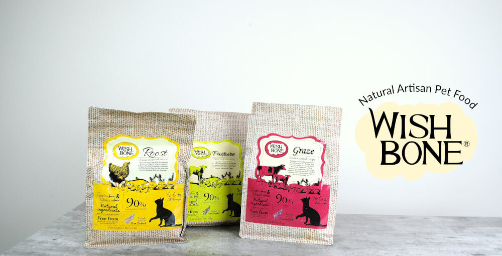 Wishbone Cat Food Review Feature