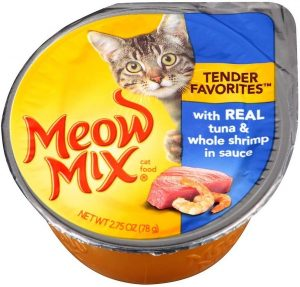 Meow Mix Cat Food Review